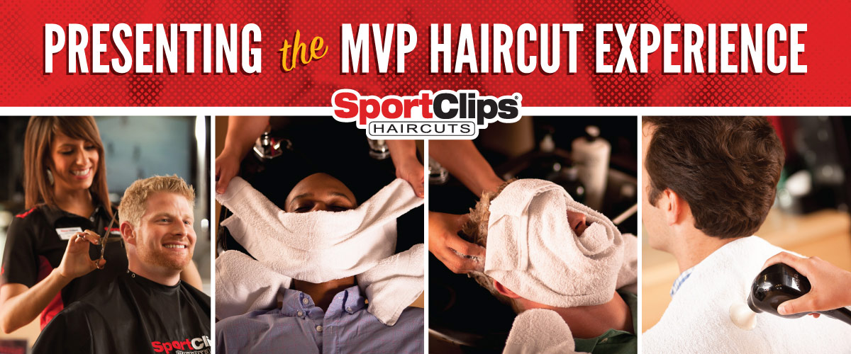 The Sport Clips Haircuts of Camarillo  MVP Haircut Experience